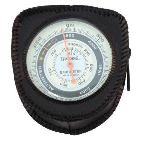 エバニュー(EVERNEW) 高度計・気圧計 スタンダード EBY067