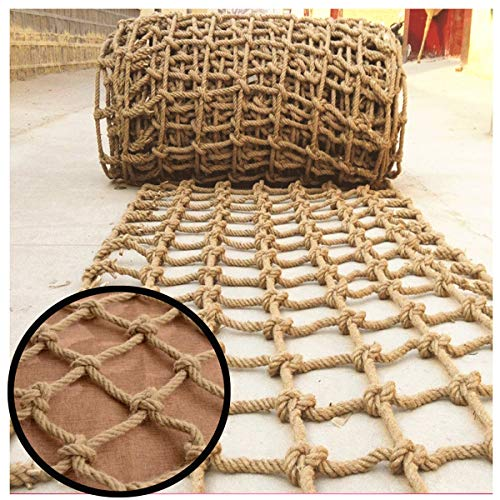 Safety Net Balcony Protection Children's decorative net Climbing net Stairs balcony handrail net Railing net Clothes net Isolation net Freight net Outdoor obstacle training net Kindergarten School Gar