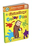 LeapFrog Tag Junior Book: Curious George Color Fun (works with LeapReader Junior) by LeapFrog Enterprises