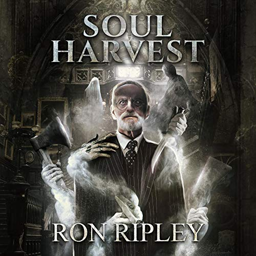 Soul Harvest Audiobook By Ron Ripley, Scare Street cover art