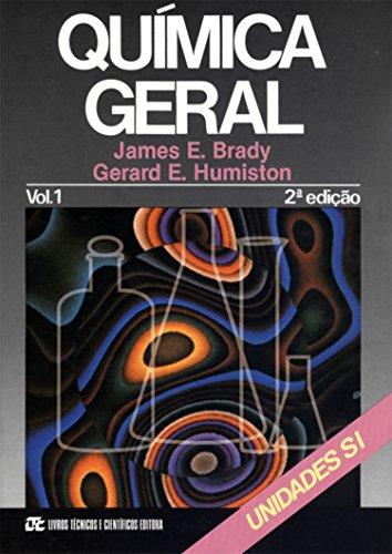 Química Geral Vol. 1: Volume 1