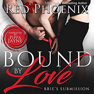 Bound by Love  audiobook cover art