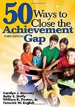 By William K. Poston - 50 Ways to Close the Achievement Gap: 3rd (third) Edition