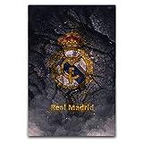 Leinwandbild, Real Madrid Club-lB48, moderne Drucke,