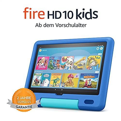 Amazon Fire HD 10 – Kinder-Tablet – Kids Edition (2021) – 10,1 Zoll, 32 GB - 7