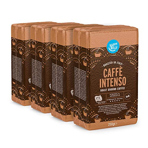 Marca Amazon - Happy Belly Café molido