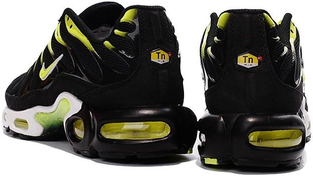 Nike AIR Max Plus Noir ET Jaune (39) : Amazon.fr: Chaussures et Sacs