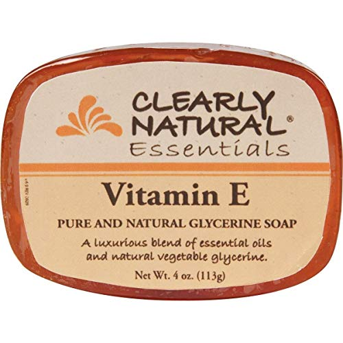 Clearly Natural Glycerine Bar Soap Vitamin E...