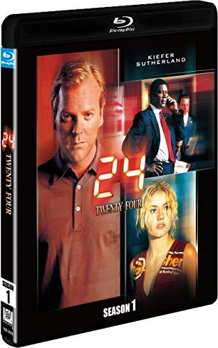 24 -Twenty Four- Season 1 (SEASONS Blu-ray Box) [Blu-ray]