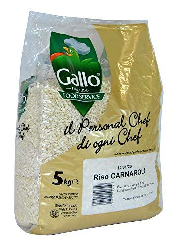 KG 5 RISO GALLO CARNAROLI PRIMA SCELTA LONG GRAIN RICE