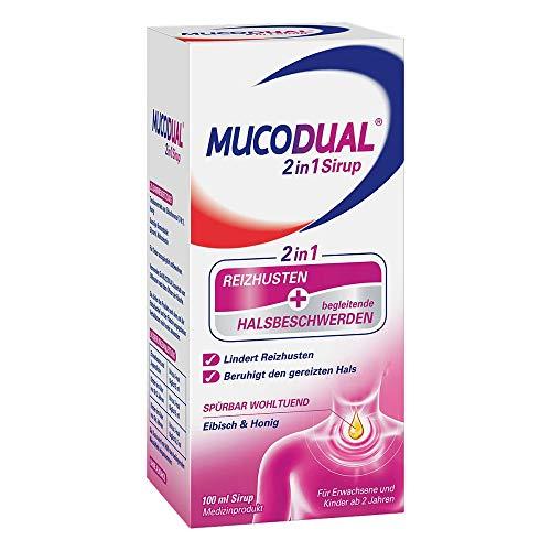 Mucodual 2in1 Sirup, 100 ml