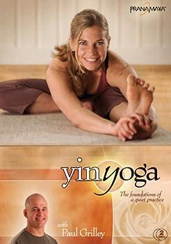 yin yoga dvd
