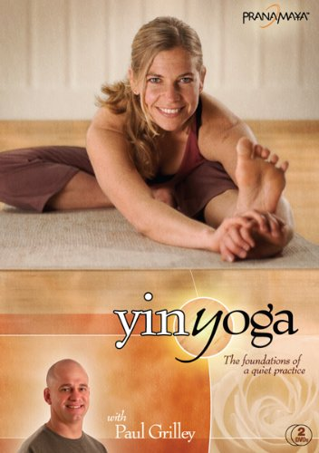 Yin Yoga: The Foundations of a Quiet Practice DVD [Reino Unido]