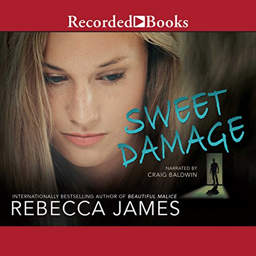 Sweet Damage audiobook cover art