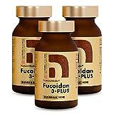 Fucoidan 3-PLUSカプセルタイプ160粒 3本セット