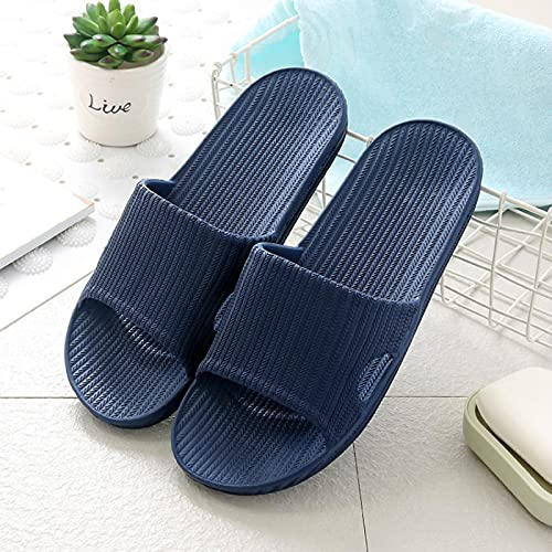 Zapatillas Casa Chanclas Sandalias Sandalias Unisex Para El Hogar Baño Antideslizantes Zapatillas De Baño Para El Hogar Con Fondo Suave Zapatillas Para El Hogar Para Parejas Zapatillas De Interio