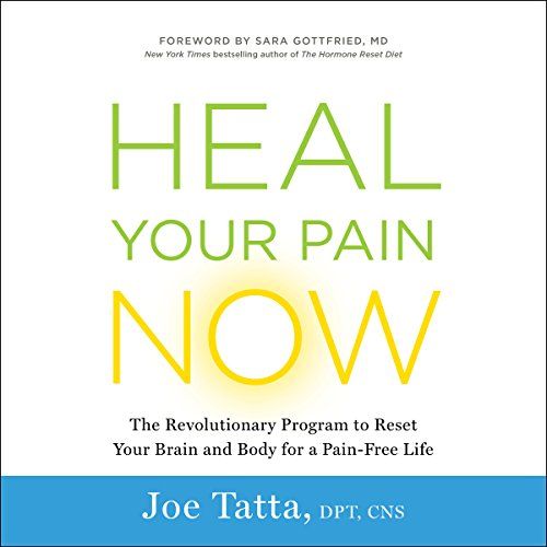 Heal Your Pain Now audiobook cover art