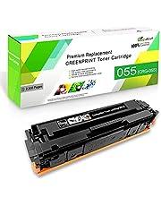 Kompatibel Tonerkassett 055 CRG-055 CRG055 CRG 055 Svart Standardkapacitet 2300 Sidor GREENPRINT för Canon MF741 MF742 MF743 MF744 MF745 MF746 LBP663 LBP664