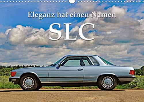 SLC Eleganz hat einen Namen (Wandkalender 2021 DIN A3 quer)