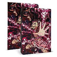 Hao Jinsun 鬼滅の刃 Ipad 9.7 7.9ケース スタンド付き ファッション タブレットカバー 手帳型 耐衝撃 防塵 耐久性