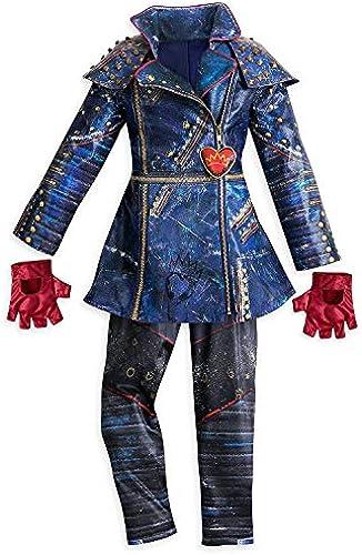 Disney Evie Costume for Kids - Descendants 2 Größe 7 8 Multi