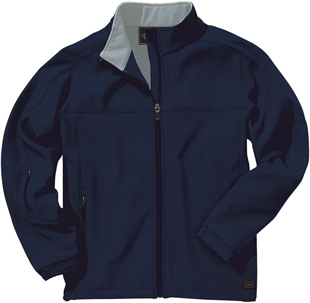 Charles River Apparel Men's Classic Soft Shell Jacket
