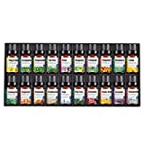 HINK Bouteille d'aromathérapie Essentielle 100% Huile Essentielle d'aromathérapie...