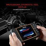 iCarsoft CR Plus Interface de diagnostic OBD2 universelle Pour véhicules de toutes marques
