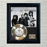 Motley Crue Kickstart My Heart Framed Record Display
