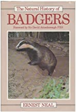 The natural history of badgers / Ernest Neal ; foreword by Sir David Attenborough