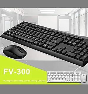 FOREV Wireless Keyboard For PC & Laptop - FV-300