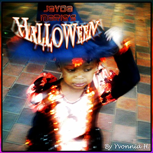 Jayda Marie's Halloween audiobook cover art