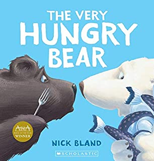 THE VERY HUNGRY BEAR [Paperback] [Jan 01, 2017] No Author