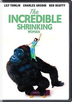 incredible shrinking woman dvd