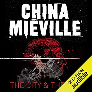 The City & The City cover art