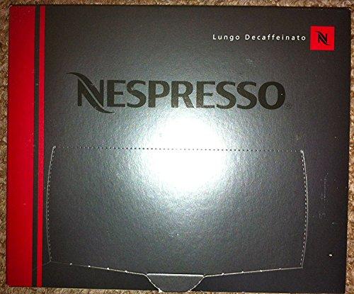 Nespresso Lungo Decaffeinato Coffee Cartridges PRO NEW, 50 Capsules