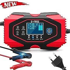 Dweyka 12 24V Batterieladegerät Vollautomatisches mit