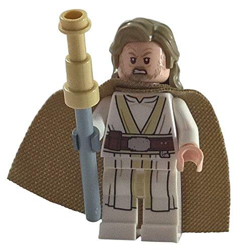 LEGO Star Wars: The Last Jedi - Old Luke Skywalker Minifigure (2018)