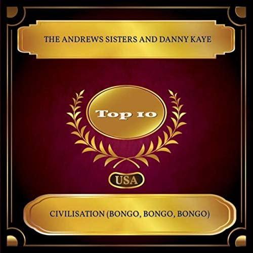 The Andrews Sisters & Danny Kaye