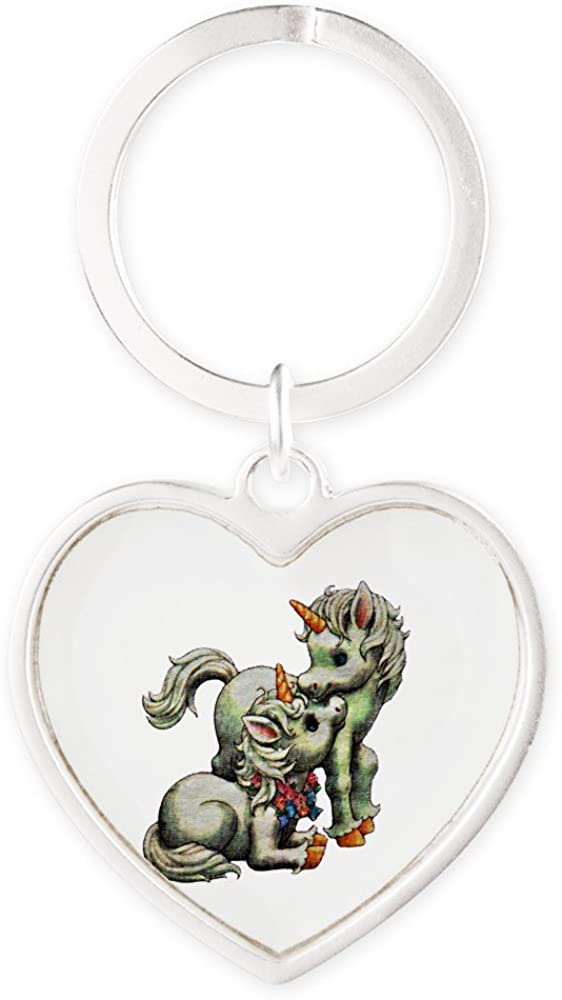 Heart Excellence Keychain Baby Ranking TOP5 Unicorns