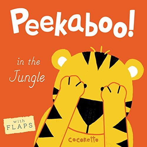 Peekaboo! in the Jungle: 4