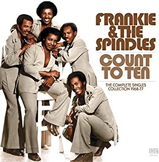 Count to Ten - Complete Singles Collection 1968-77 by FRANKIE / SPINDLES