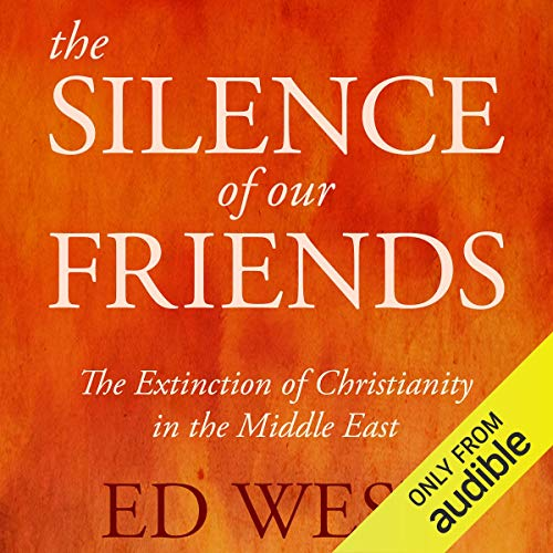 The Silence of Our Friends                   By:                                                                                                                                 Ed West                               Narrated by:                                                                                                                                 Michael Fenton Stevens                      Length: 1 hr and 55 mins     2 ratings     Overall 4.5
