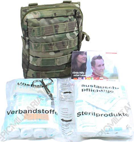 Mil-Tec First Aid Set Leina pro.43-TLG lg multitarn