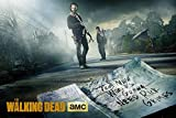 empireposter - Walking Dead, The - Rick And Daryl Road -