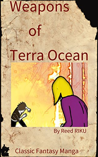 Weapons of Terra Ocean Vol 26: Marine Snake VS Fiery Dragon (English Edition)