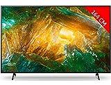 Sony KE65XH8096BAEP 164cm 65' 4K UHD HDR 10 DVB-T2HD/C/S2 Smart TV