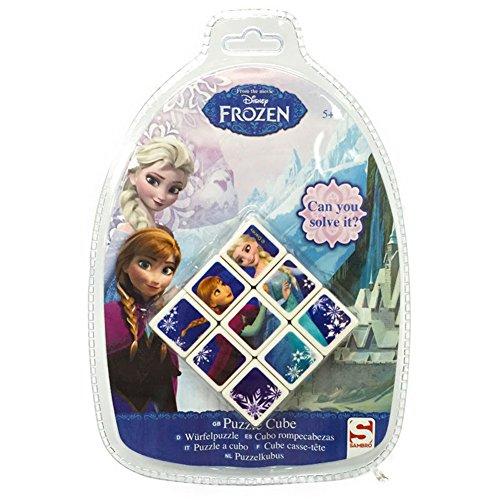 Disney DFR-3070 – Frozen Cube Puzzle