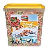 Riga Pond Sticks Nourriture pour Poisson Bassin d'Agrément 500 g - Lot de 2