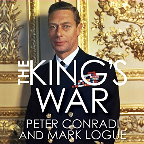 The King's War cover art